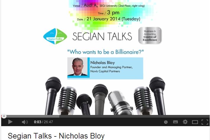 SegianTalks-NicholasBloy-Jan2014