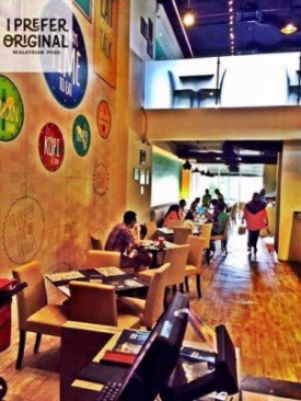 One can dine in soothing ambience in IPO's outlets