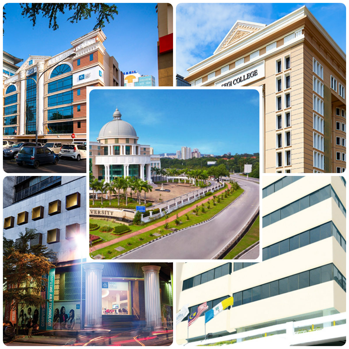 SEGi Uni collage