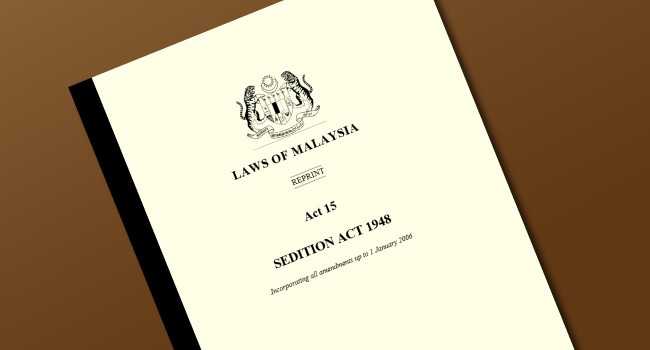 sedition act cover