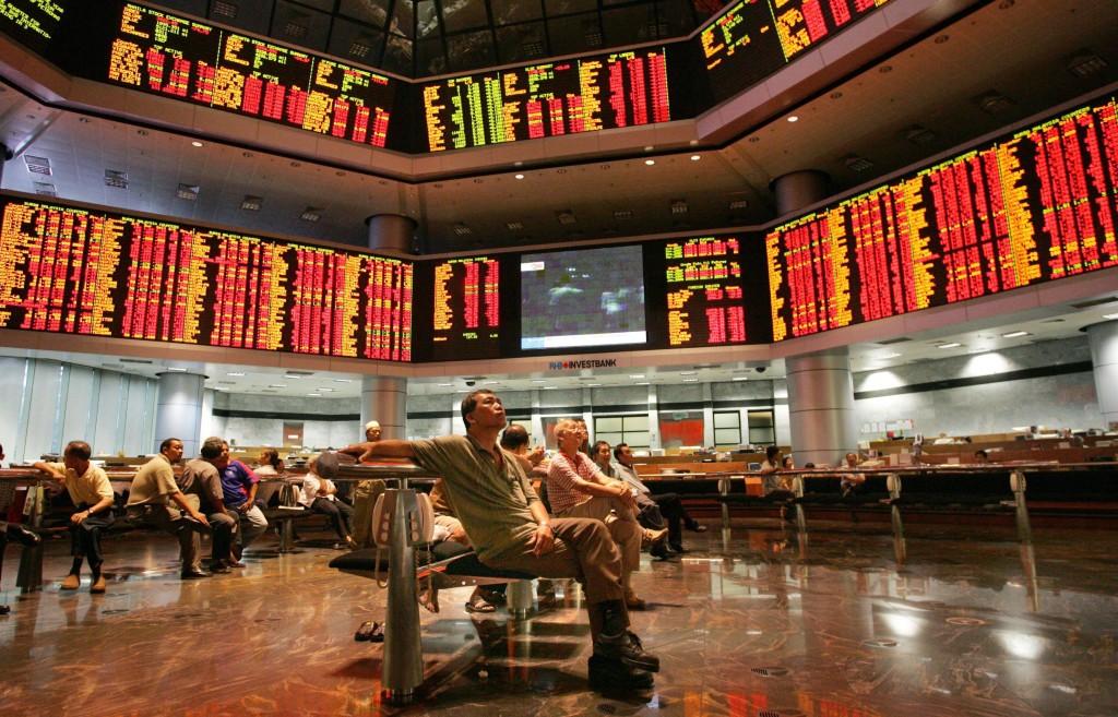 APTOPIX Malaysia Markets